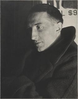 Marcel Duchamp par Man Ray