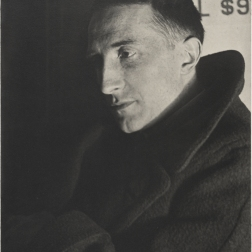 Marcel Duchamp par Man Ray