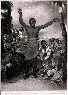 Abolition de l'esclavage au Royaume Uni, 1838