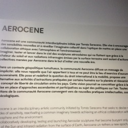 L'aérocène expliqué