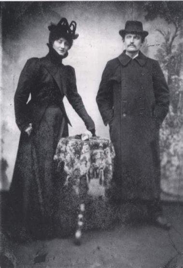 Tulla et Edvard, 1899