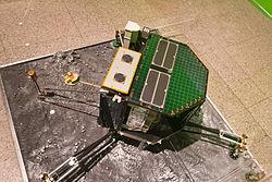 Philae, le robot atterrisseur