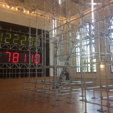 "Christian Boltanski, ""Chance"""