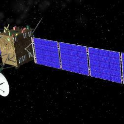 Rosetta, la sonde spatiale