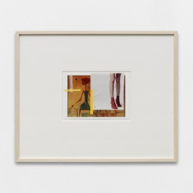 Jiri Kovanda, Untitled (collage), 2018